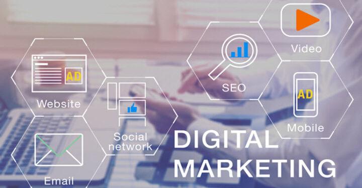 Digital marketing - AFtj