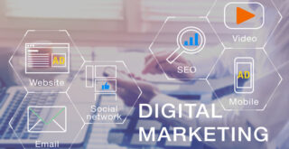 Digital marketing - AFtj